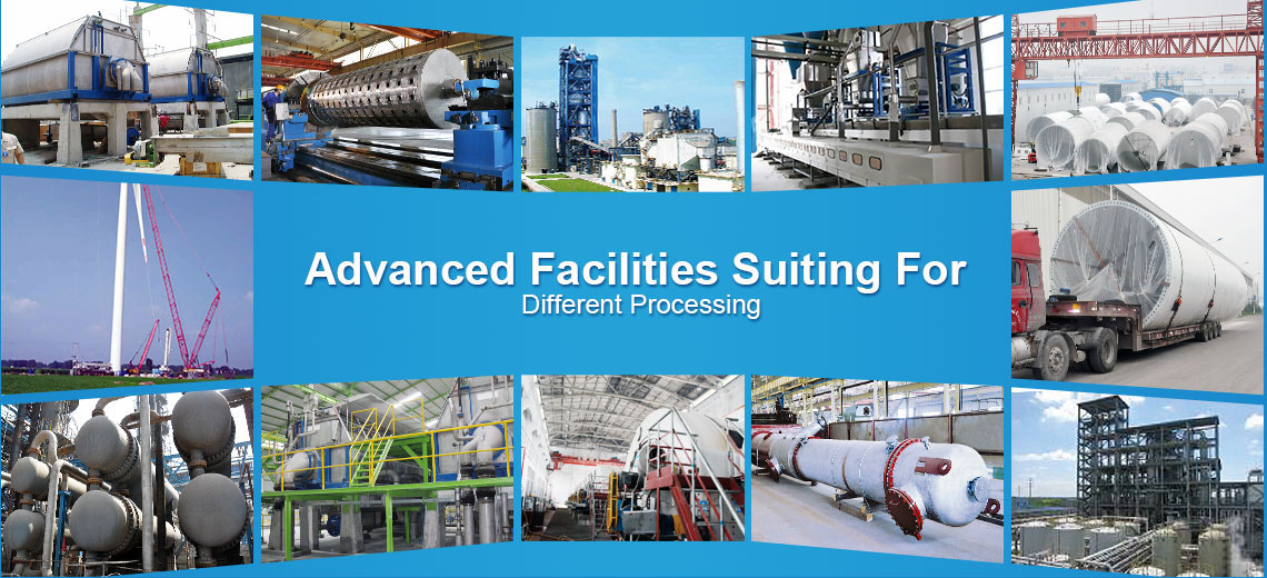 advanced facilities for pulping process