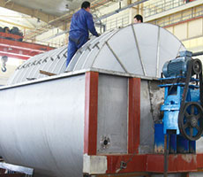 pulp and paper making machinery manufacturer